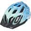 ABUS MountX Kask rowerowy Dzieci niebieski/turkusowy